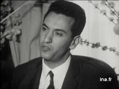 Le jeune Hocine Aït Ahmed