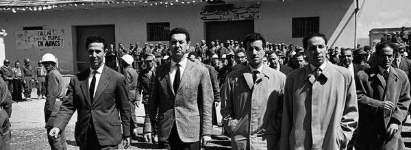Les prisonniers de Turquant en liberté, printemps 1962