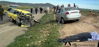 Le Matin Dz : Pas moins de 3 900 morts dans les accidents de la route durant 2014