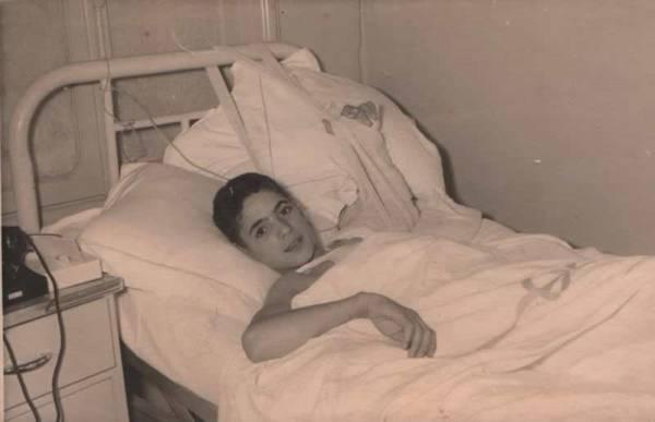 Ahmed Amrouche (H'mimi) reçoit les soins en Tunisie après ses graves blessures à Iwakourène