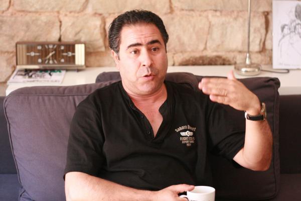 Salem Zenia, auteur d'expression kabyle.