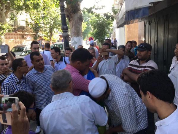 La communauté mozabite accueille le libéré de prison