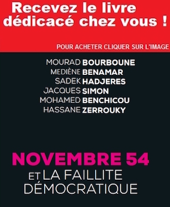 Novembre 54 et la faillite démocratique