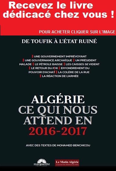 Algérie 2016-2017 : Ce qui nous attend