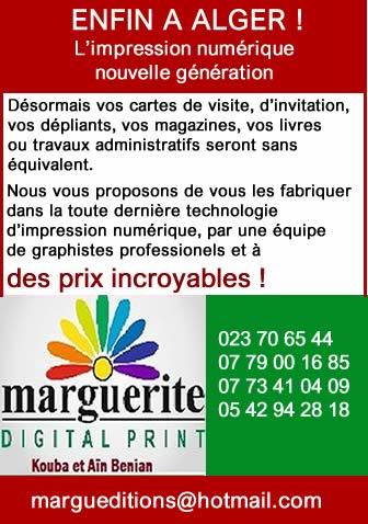 Marguerite Imprim