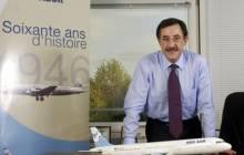 Arezki Idjarouidène, le PDG d'Aigle Azur, a tiré sa révérence