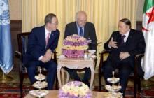Vidéo. De nouvelles séquences glaçantes de la rencontre Bouteflika/Ban Ki-moon