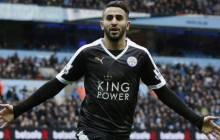 Leicester City propose 100.000 £/semaine pour garder Riyad Mahrez