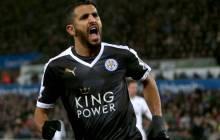 Leicester City tente de bloquer le transfert de Riyad Mahrez à Arsenal