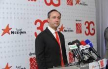 Joseph Ged, DG d'Ooredoo, quitte l'Algérie pour le Qatar