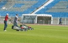 Une commission ministérielle pour une… pelouse à Alger