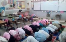 Prière obligatoire pour tous les élèves, a décrété une enseignante à Constantine
