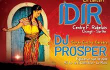 Festival Diverscène avec Idir et la culture amazighe à Changé (ouest de la France)
