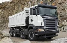 Le premier camion Scania devrait sortir de l'usine de Mascara fin 2017