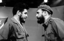 Fidel Castro et Che Guevara : deux politiques différentes