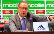 Georges Leekens démissionne de son poste d'entraîneur des Verts