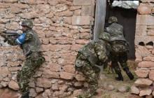 Cinq caches avec explosifs détruites à Bouira et Boumerdès