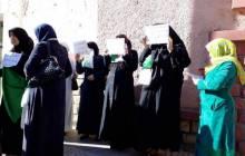 "Législatives : fronde et protestation contre les listes ""chkara"" FLN à Frenda (Vidéo)"
