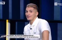 Après 7 heures d'efforts : massage au savon pour les joueurs de ligue 1 algérienne ! (Vidéo)