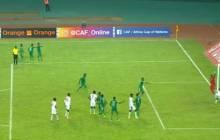 Un joueur sénégalais tente de marabouter le but zambien en finale de la CAN U20! (Vidéo)