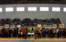 26e édition du championnat national féminin de kung fu wuschu à Tiaret