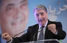"""Ali Benflis : """"L'Etat national est dans une situation de crise profonde"""""""