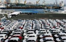 La facture d'importation des véhicules en baisse de 34%