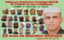 73e jour de grève de la faim ! Le Dr Fekhar et ses codétenus d'opinion en danger de mort !