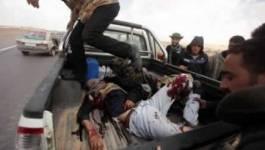 Libye: combats dans l'ouest, l'Otan s'occupe de l'embargo sur les armes