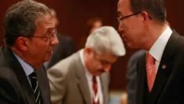"""Le chef de la Ligue arabe affirme que ses propos ont été """"mal interprétés"""""""