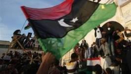 Rassemblement de solidarité avec les Libyens en lutte