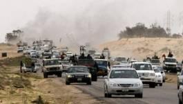 En Libye, les rebelles se retranchent à Benghazi