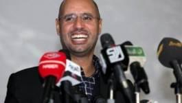 """""""Rendez-nous notre argent"""" demande le fils Kadhafi à Sarkozy"""