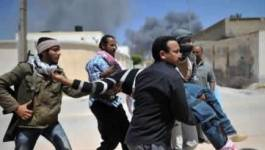 Kadhafi ne partira pas, appelle Paris et Washington à négocier