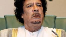 Kadhafi envisagerait une issue diplomatique