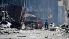 En Libye, Misrata pilonnée par les forces de Kadhafi, les rebelles progressent vers l'ouest