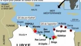 Libye: la rébellion veut le départ de Kadhafi, l'Otan critiquée