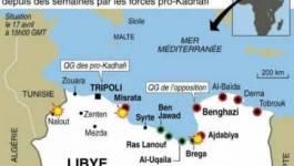 Libye: plus de 100 morts en 2 jours dans l'Ouest, mission de l'ONU à Misrata