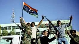 La rébellion libyenne rejette le cessez-le-feu