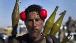 "Libye: ""pas d'avenir"" avec Kadhafi, estiment Sarkozy, Obama et Cameron"