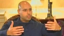 Des fils de Kadhafi évoqueraient le départ de leur père