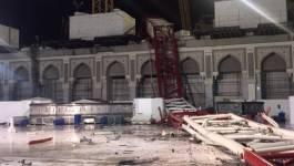 Accident de La Mecque: un hadji algérien décédé et neuf autres blessés (actualisé)
