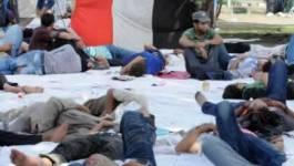Egypte: les policiers accusés d'avoir tué des manifestants renvoyés