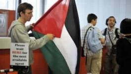 Israël bloque le passage à l'aéroport de centaines de propalestiniens