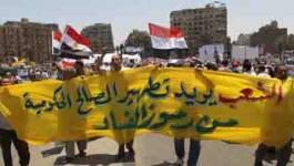 Regain de tension en Égypte