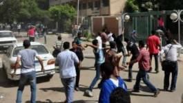 Les Egyptiens dans la rue pour réclamer des réformes et critiquer le pouvoir