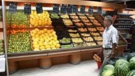 L'inflation annuelle atteint les 5,9% en mars dernier