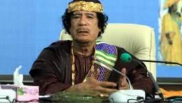 Kadhafi cherche une issue à Moscou