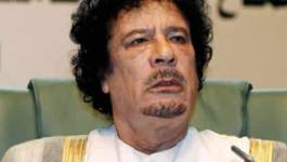 "Kadhafi menace l'Europe d'attaques de ""martyrs"""
