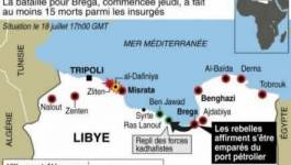 Libye : les rebelles intensifient leurs attaques avant le ramadan
